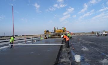 RAF Akrotiri Airfield Reconstruction
