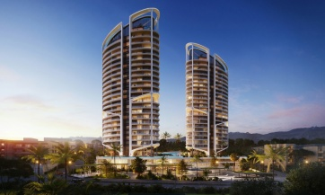 INFINITY TOWERS – A PROMINENT TWIN-TOWER PROJECT IN LIMASSOL