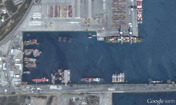 Limassol Port Extension, 500m New Quay Wall