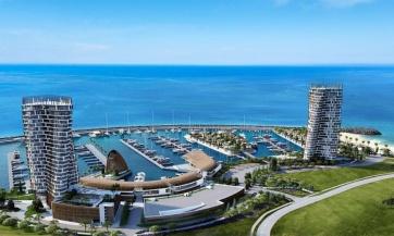 Agia Napa Marina Towers