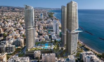 Trilogy Limassol Seafront