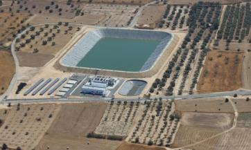 Athiainou Sewage Treatment Plant